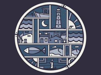 Cabo Polonio - Coaster