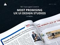 20 Most Promising UX UI Design Studios - Prismicreflections