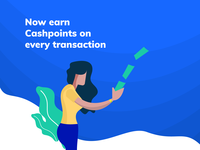 Illustration for payment app