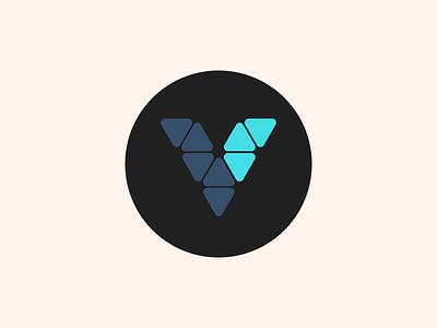 Logo #3 flat branding minimal design logo