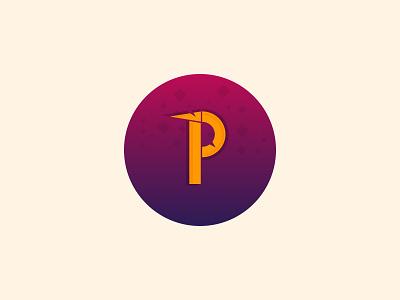 Logo #5 flat minimal logo