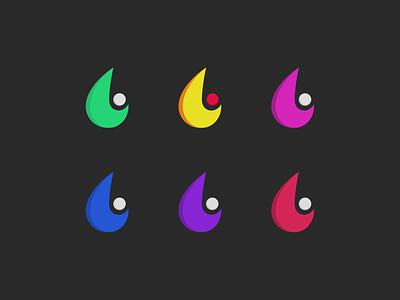 Minimal Concept | Logo Design illustration flat logo