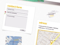 Address & forms
