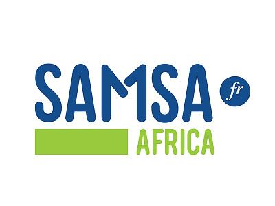 Samsa / Africa logo identité visuelle visual identity logo