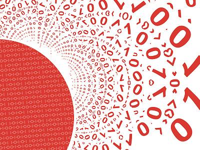 Typo & data identité visuelle visual identity logo