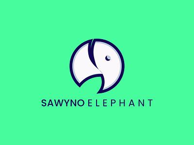 Logo Symbol Elephant branding design appicon abstract minimal brandidentity minimalist icon logos branding logo mark logotype logodesign logo