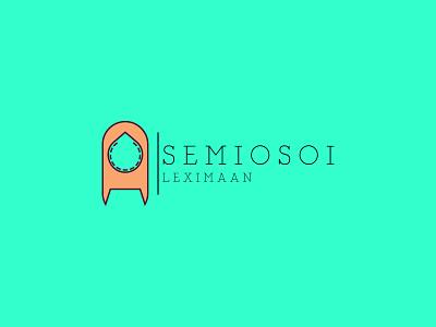 Logo Identity Semiosoi app logotype logodesign businesslogo branding brandidentity minimal branding design minimalist logo appicon abstract