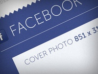 Infographic - Social Sites Image Sizes