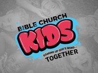 Kids Ministry Branding Concept