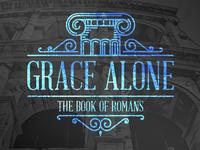 Sermon Series Branding for Romans