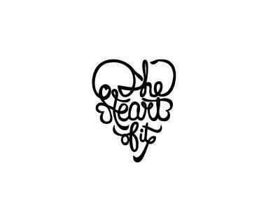 201203 - VBS ID Emblem (Draft) church houston vbs heart love sketch identity id logo brand vacation bible school hand drawn