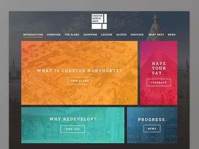 Chester Northgate Website