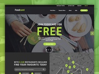 Foodcard Website
