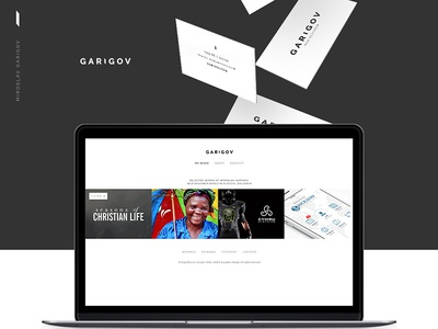 Personal brand and web site
