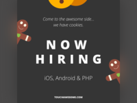 Now hiring - Sweet Post Design
