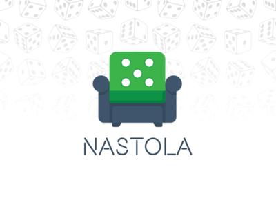 NASTOLA - Board Games Logo