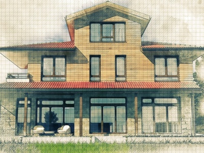 House..another house design illustration architecture design architecture