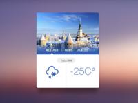 Tallinn Widget [Freebie]