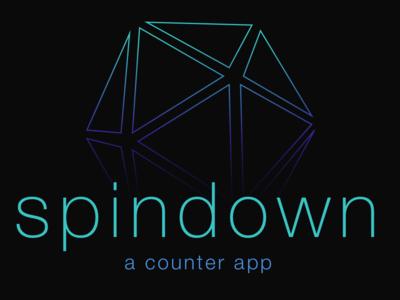 spindown logo