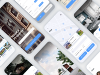 Nors Real Estate App UI Kit