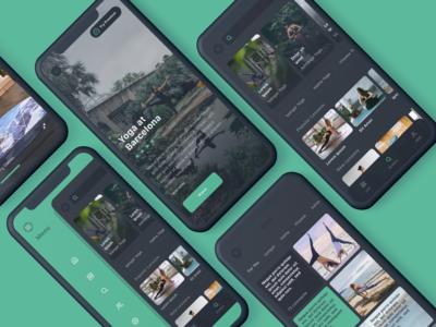 Classi - Educational Video App UI Kit