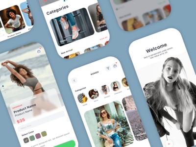 Skadi - E-commerce App UI Kit