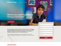 Bellerbys site extended