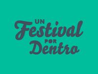 Un Festival por Dentro logo