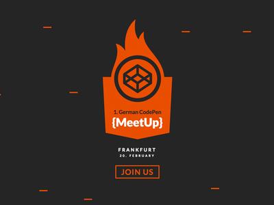#1 Codepen Meetup Germany