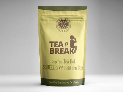 Tea Pocket logo design package