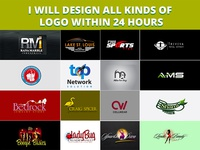 All kinds of logo services within 24 hours