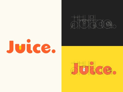 Juice Point iconography monogram icons vector logo logomark brand identity mark brand logos logo design typography identity logotype juice point fruits juice proportion goldenratio branding logo