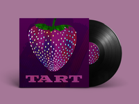 Tart Vinyl Album Art