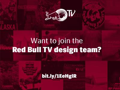 Red Bull TV Design Team
