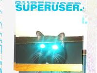 Meet Mr.Henry, superuser.