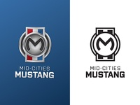 Mustangs Dribbble