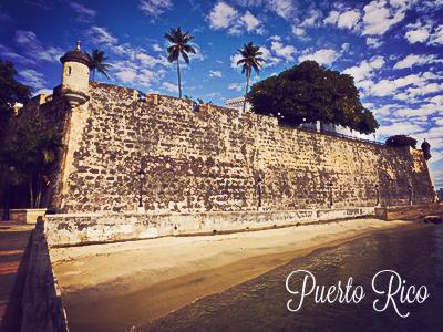 Puerto Rico puerto rico rebound postcard