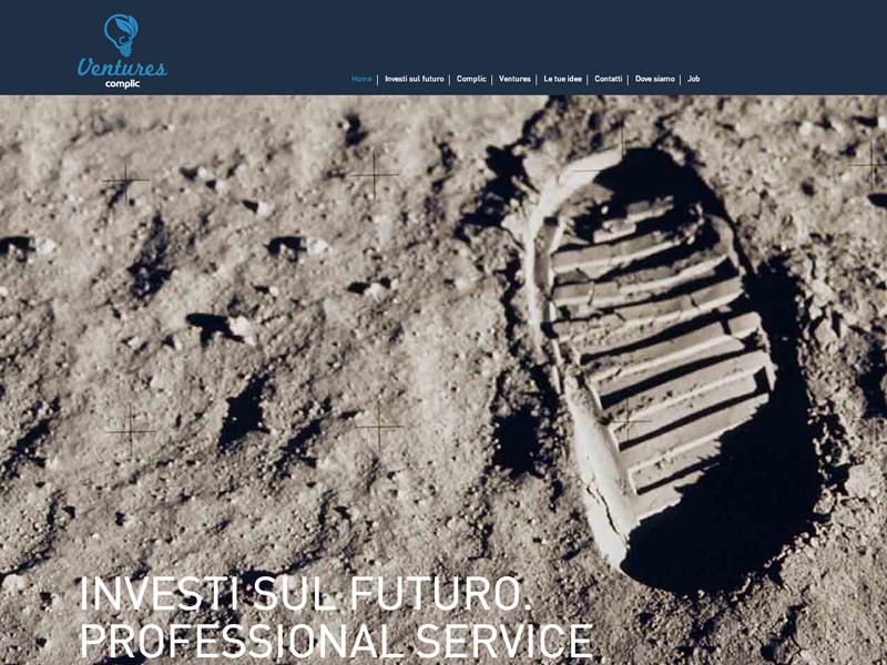 Complic Ventures complic ventures website innovative business future professional service