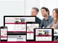 Logacademy Responsive Site