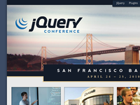 jQuery Conference Site