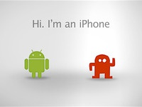 I'm an iPhone