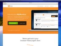 MyMundus –Marketing Page