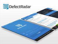 DefectRadar iPhone App