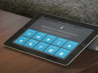 The Ritz-Carlton iPad Dashboard