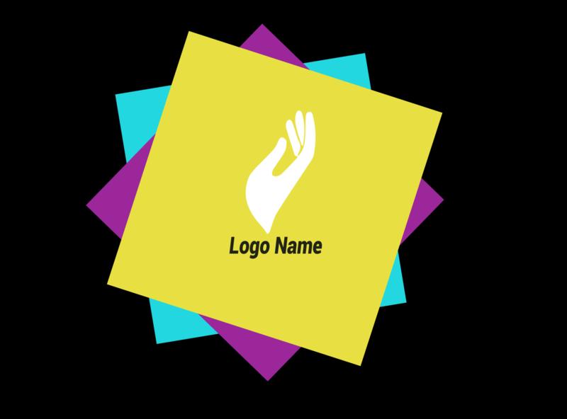 Wrist minimal flat icon vector logo design illustration