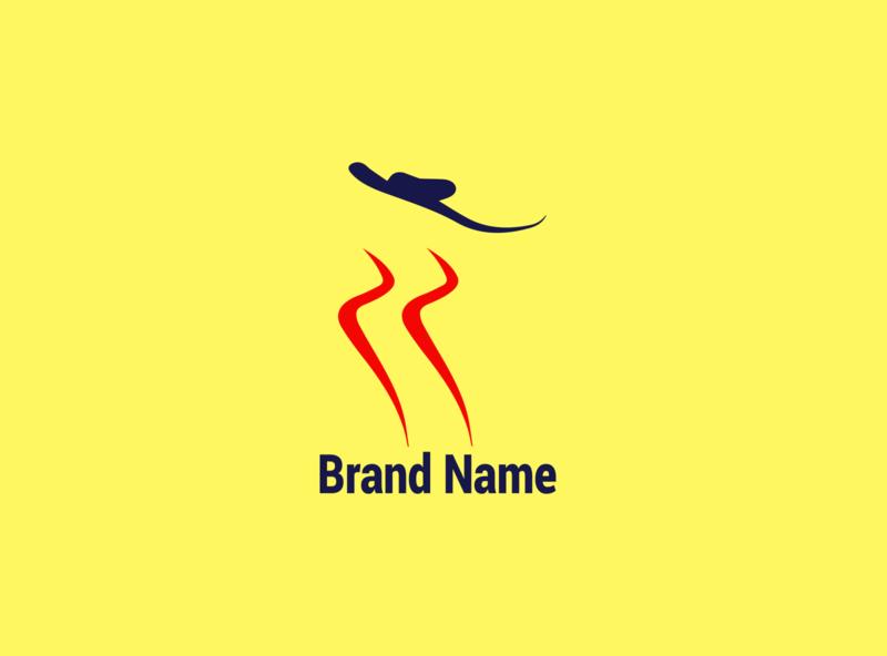 fashion design ss illustrator vector minimal logo illustration icon flat design