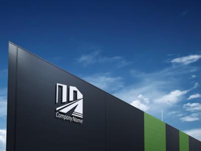 constraction NMA 2 brand identity construction illustrator vector minimal logo illustration icon flat design