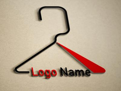 hanger m construction brand identity illustrator vector minimal logo flat illustration icon design
