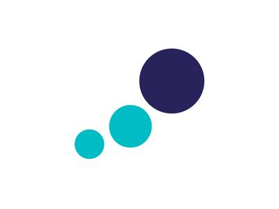 Iconset Lantech // Longwave iconset icon shapes round ui ux graphic blue light blue illustration web design design