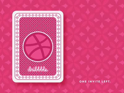 1 Dribbble Invite invitation giveaway invite2 invite